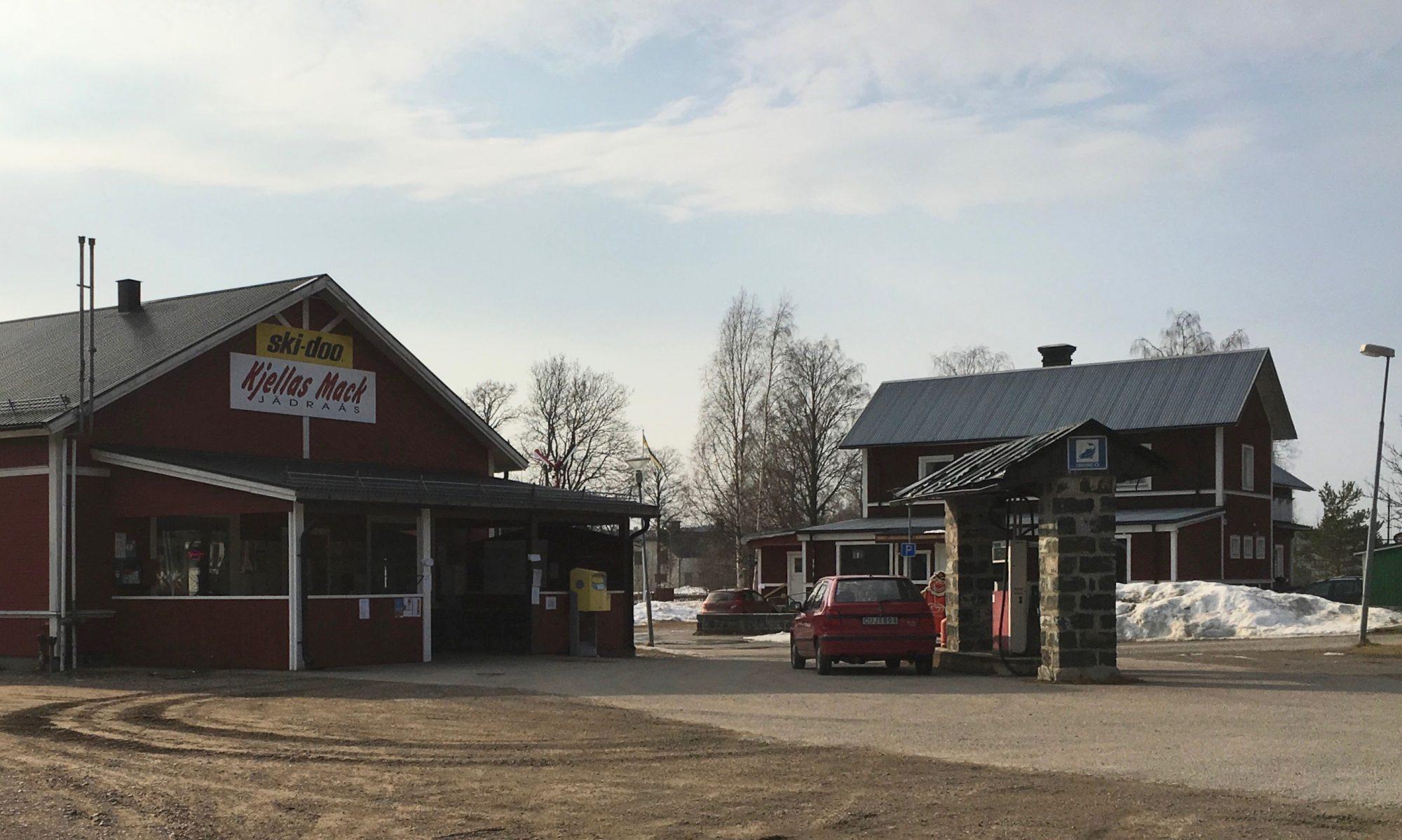 JÄDRAÅS
